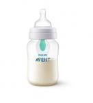 Avent, Butelka Anti-colic 260ml z nakładką Air Free SCF813/14