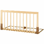 Baby Dan, Drewniana barierka ochronna łóżka