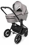 Muuvo, Quick 3.0 - wózek spacerowy z gondolą  Standard i wyposażeniem