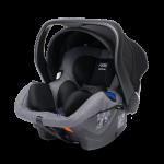 Axkid, Modukid Infant - fotelik samochodowy 0-13 kg-Petrol-Grey-Black-Red-Pink