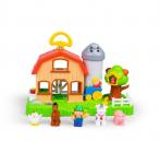 Dumel Discovery, Odkrywcza farma - zabawka edukacyjna -24687