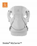 Stokke, MyCarrier - nosidełko przednie i tylne dla dzieci do 15 kg (do 3 lat)
