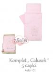 Sofija, Całusek - pościel 5-el.