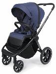 Muuvo, Quick 3.0 Black Chrome - wózek spacerowy z wyposażeniem