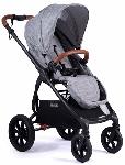 Valco Baby, Snap 4 Ultra Trend Sport - wózek spacerowy z okryciem na nóżki