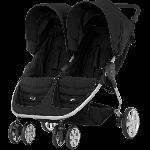 Britax Romer, B-Agile Double - wózek spacerowy bliźniaczy