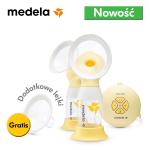 Medela, Swing Maxi Flex - 2-fazowy laktator elektryczny na dwie piersi