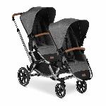 ABC Design, Zoom - wózek bliźniaczy spacerowy