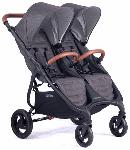 Valco Baby, Snap Duo Trend - wózek spacerowy bliźniaczy