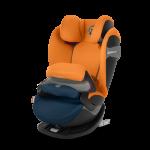 Cybex, Pallas S-Fix - fotelik samochodowy od 9-36 kg, od ok. 9 miesięcy do 12 lat