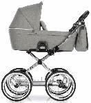 Roan, Coss Classic - wózek uniwersalny głęboko-spacerowy z torbą 2 w 1
