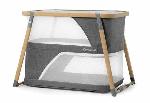 KinderKraft, Sofi - łóżeczko turystyczne z funkcją kojca 4w1 Grey