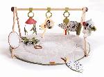Tiny Love, Gimnastyka dla bobasa z drewnianym stojakiem - Boho Chic - 12068068  maskotki
