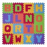 Babyono, Puzzle piankowe alfabet 16 szt