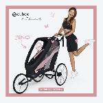Cybex by Anna Lewandowska, Zeno - wózek biegowy Multisport 4w1