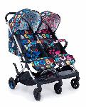Cosatto, Woosh Double - wózek dla dwójki dzieci