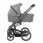 Babysafe, Lucky - uniwersalny wózek głęboko-spacerowy