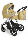 Baby Design, Bueno NEW - wózek głęboko-spacerowy 3w1