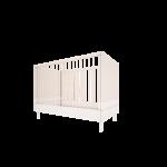 Wood Luck, River - łóżko z opcją tapczanika 70x140