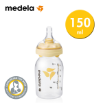 Medela, Calma - Zestaw smoczka z butelką 150 ml