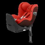 Cybex, Sirona Z I-size - fotelik samochodowy bez bazy dla dzieci o wzroście 45 – 105 cm, max. 18 kg