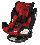 BabySafe, Labrador - fotelik samochodowy z isofix od 0-36 kg/0-12 lat