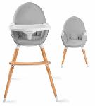 KinderKraft, Fini - Krzesełko do karmienia 2w1