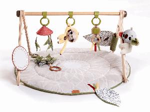 Tiny Love, Gimnastyka dla bobasa z drewnianym stojakiem - Boho Chic - 12068068