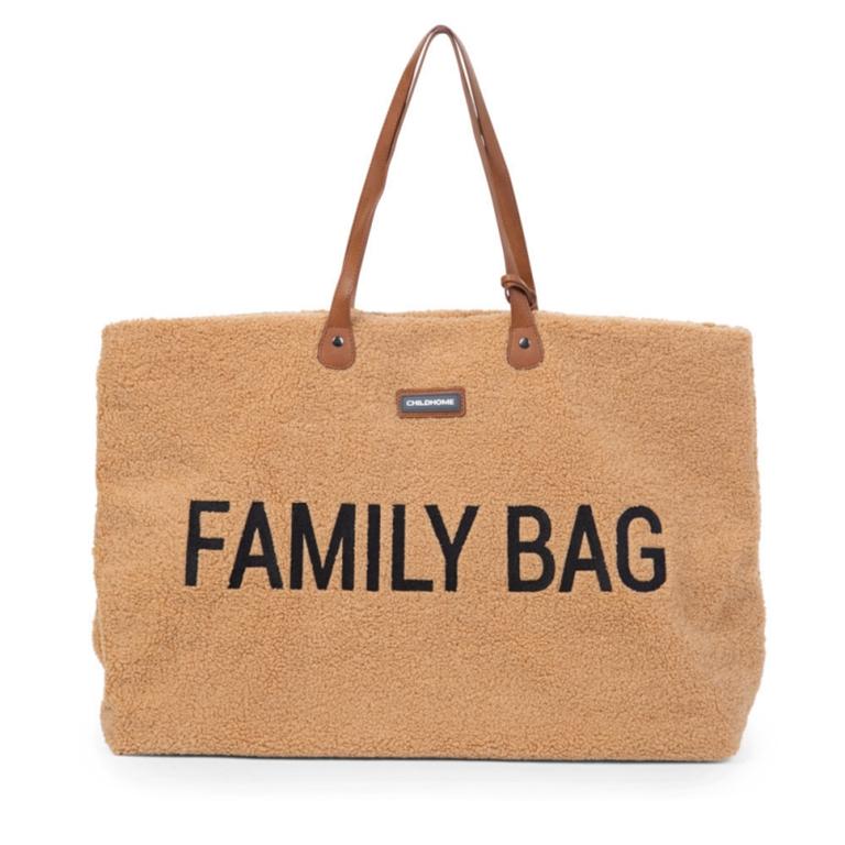 Familly Bag Teddy Bear