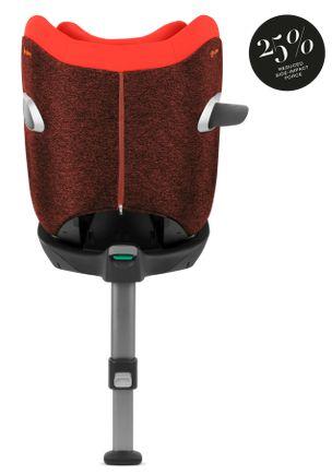 Cybex, Sirona Z i-size - fotelik samochodowy bez bazy dla dzieci o wzroście 45 – 105 cm, do 18 kg system ochrony bocznej