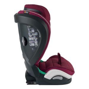 BeSafe, iZi Flex FIX i-Size - fotelik samochodowy od 4 lat-12 lat, 100-150 cm regulacja oparcia