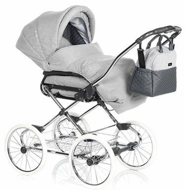 Roan, Marita Prestige - wózek głęboko-spacerowy z torbą