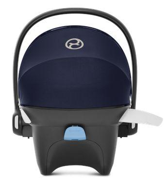 Cybex, Aton M - fotelik samochodowy 0-13 kg, od urodzenia do około 24 miesięcy system ochrony bocznej