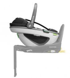 Maxi Cosi, Coral i-Size - fotelik samochodowy dla dzieci od urodzenia do ok. 12 miesiąca, od 45 do 75 cm, do 13 kg montaż na bazie FamilyFix