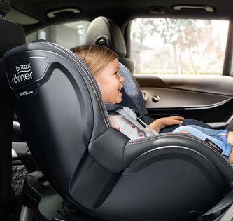 Britax Romer, Dualfix i-Size - obrotowy fotelik samochodowy