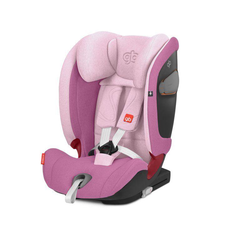 Gb, Everna-fix-fotelik samochodowy 9-36 kg od 9 miesięcy do do 12 lat