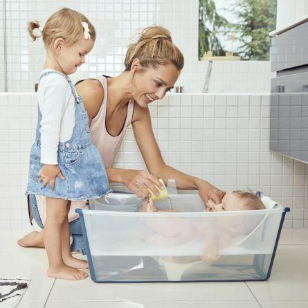 Stokke Flexi Bath idealna do kąpieli maluszka