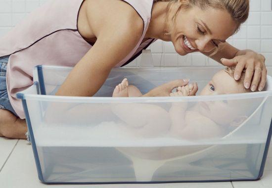 Stokke Flexi Bath praktyczna i wygodna