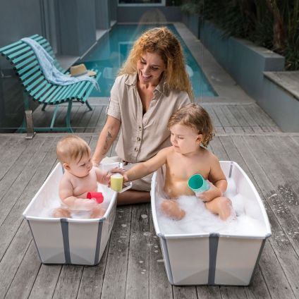 Stokke Flexi Bath dla dzieci od chwili narodzin