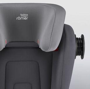 Britax Romer, Kidfix III S - fotelik samochodowy isofix od 3,5 lat - 12 lat, 15 - 36 kg ochrona Sict