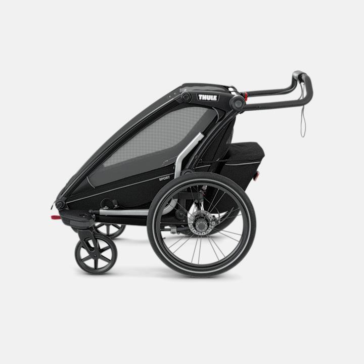 Thule, Chariot Sport 1 - Przyczepka rowerowa dla dziecka