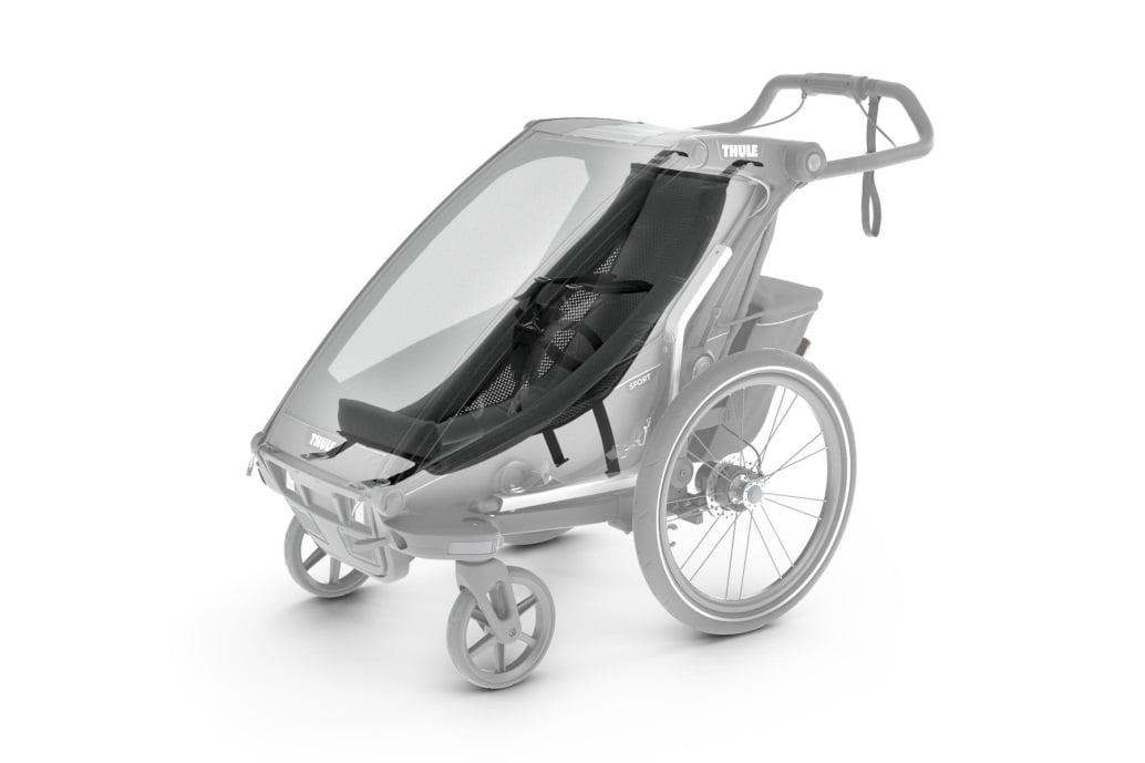 Thule, Chariot Cross 1 - Przyczepka rowerowa dla dziecka z hamaczkiem