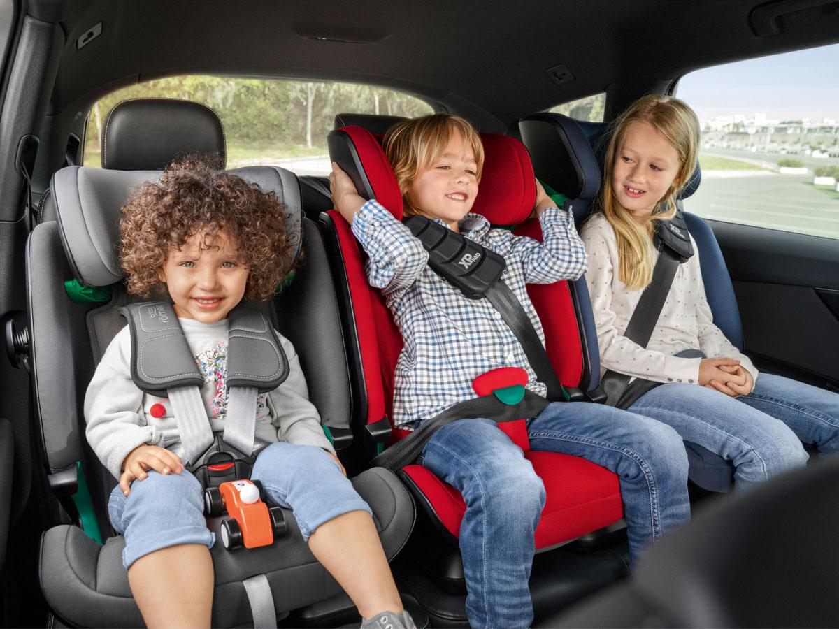 Fotelik samochodowy, Britax, Romer, Dzieci, Podróż, Samochód