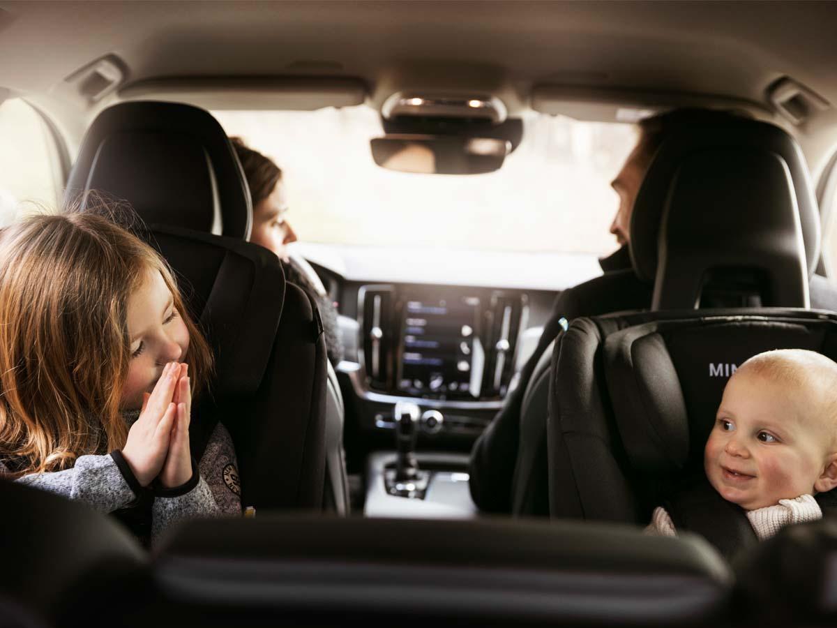 Podróż, Fotelik Samochodowy, Auto, bezpieczeństwo