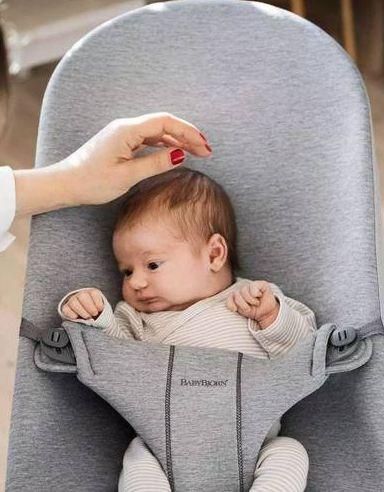 Babybjorn leżaczek Bliss dla niemowląt