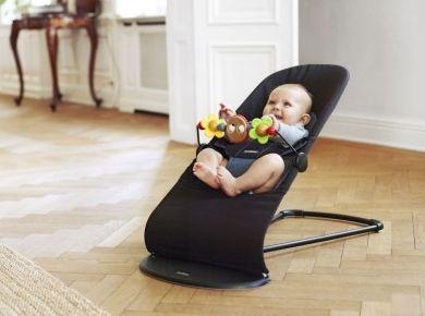 BabyBjorn, Komfortowy leżaczek Balance Soft